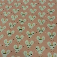 Cotton fabric MOUSE