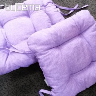 Chair cushion EDGAR light purple 303