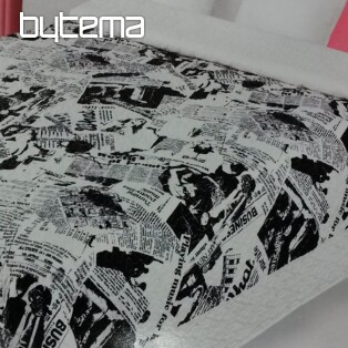 Bed cover COMICS 170x210 VICKY 2