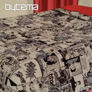 Bed cover COMICS 170x210 VICKY 1