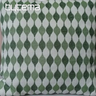 Pillow-case NORDIC green 40x40