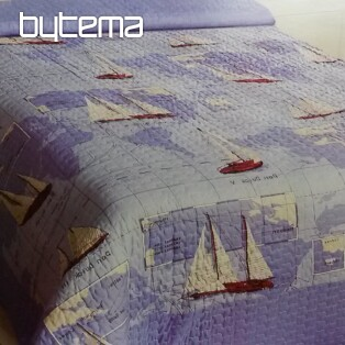 Single bed cover YACHT