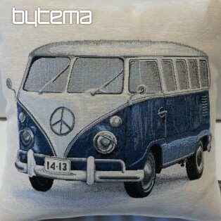 Tapestry pillow-case VW TRANSPORTER B