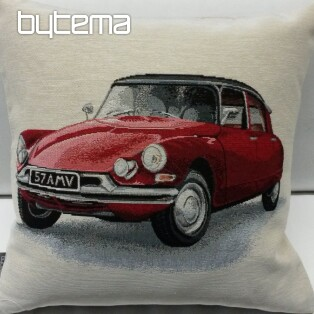 Tapestry pillow-case Citroën DS