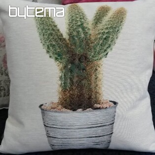 Tapestry pillow-case CACTUS 3