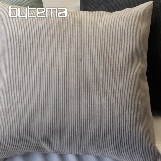 Pillow-case LUIS ARCO 48x48 beige-gray