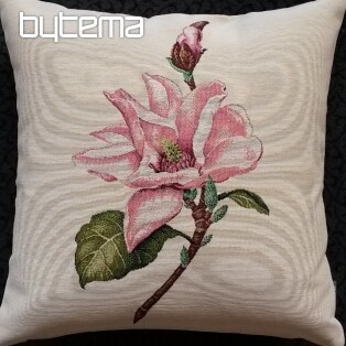 Tapestry pillow-case Wilde rose