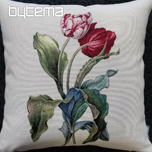 Tapestry pillow-case TULIP