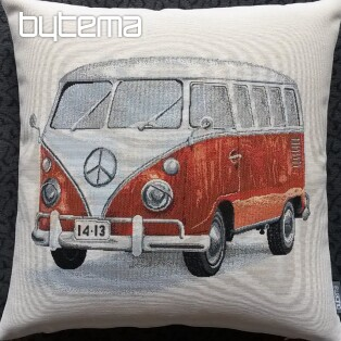 Tapestry pillow-case VW TRANSPORTER O