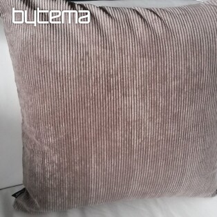 Pillow-case LUIS ARCO 48x48 mocca