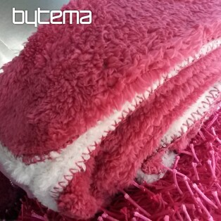 Blanket SHEEP 150/200 old-pink/cream