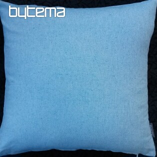 Decorative pillow-case PASTEL turquoise