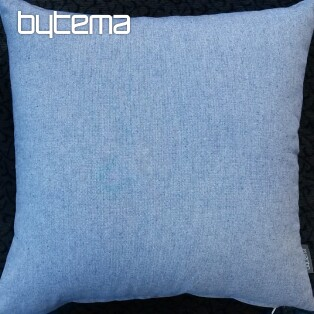 Decorative pillow-case PASTEL blue