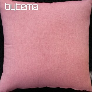 Decorative pillow-case PASTEL pink