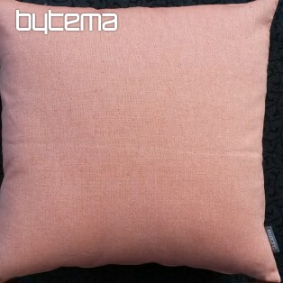 Decorative pillow-case PASTEL orange