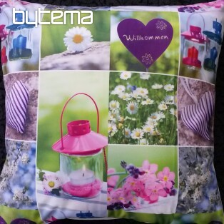 Decorative pillow-case SPRING GARDEN II 40x40