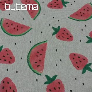 Decorative fabric WATERMELON