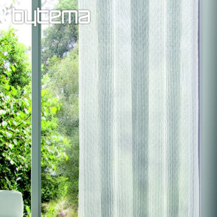 Light decorative curtain OTTO white 135x245