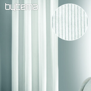 Decorative curtain BRIT white 135x245