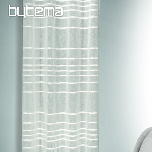 Decorative curtain GINO white 135x245