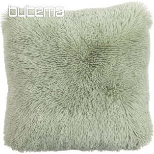 Cushion BODRUM frosty green