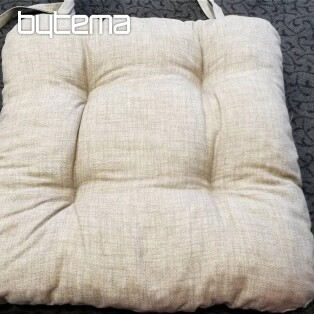 Chair cushion EDGAR grey-beige 104