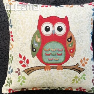 Decorative pillow OWL A
