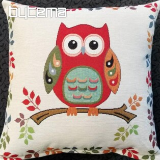 Decorative pillow OWL B