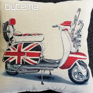 Decorative pillow UK scooter