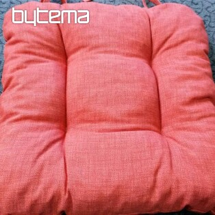 Chair cushion EDGAR terakota 502