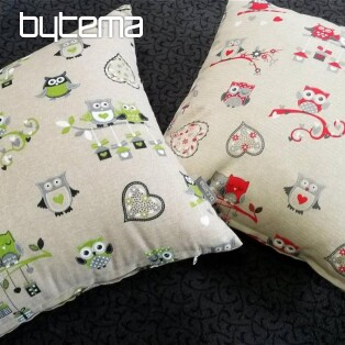 Pillow-case OWLS spain